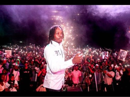 After Being Wrongly Accused Of Car Theft, Naira Marley Shows Of Garage Worth Over 100 Million
