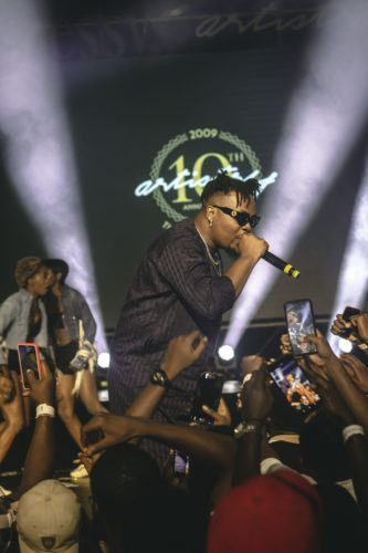 Hennessy Artistry marks 10th Anniversary Concert in Grand Style