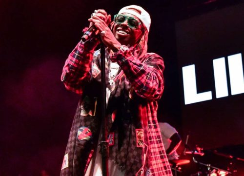 American Rapper, Lil Wayne Says He Would Be Visiting Nigeria Soon