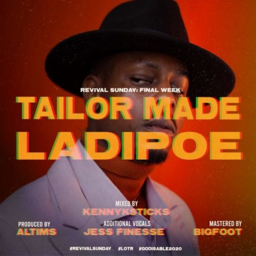 "LadiPoe – ""Tailor Made"" (Prod. by Altims"
