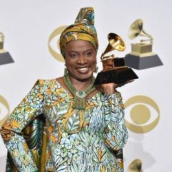 Legendary Singer, Angelique Kidjo Dedicates Fourth Grammy Win To Burna Boy