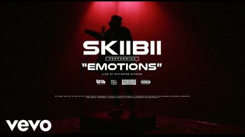 VIDEO: Skiibii – Emotions (Freestyle)