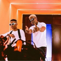 "Wizkid Becomes First Nigerian Artiste To Go Diamond In France As ""Bella"" With MHD Hits 50 Million Streams"