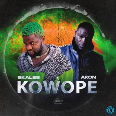Download music : Skales – Kowope ft akon. mp3