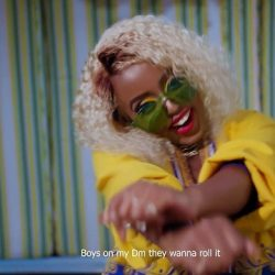 VIDEO: Nadia Mukami – Million Dollar