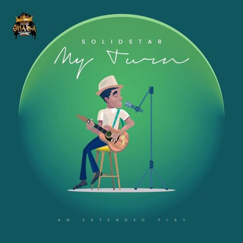 Solidstar – My Turn EP