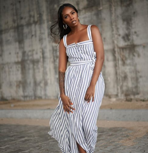 Tiwa Savage teases new song ahead of her album
