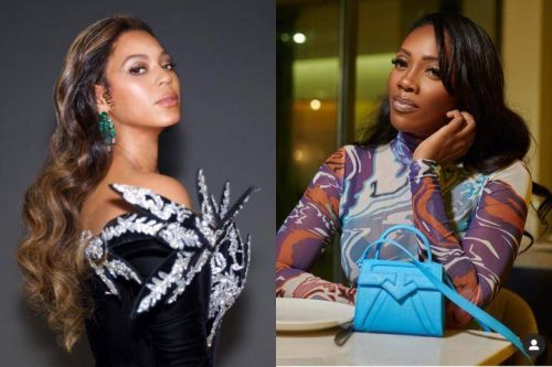 See what Beyonce said about # ENDSARS protests after Tiwa Savage Called Her Out