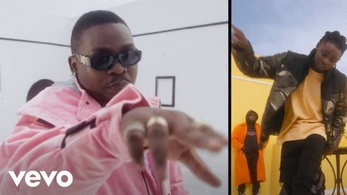 Olamide – Infinity ft. Omah Lay (Video)