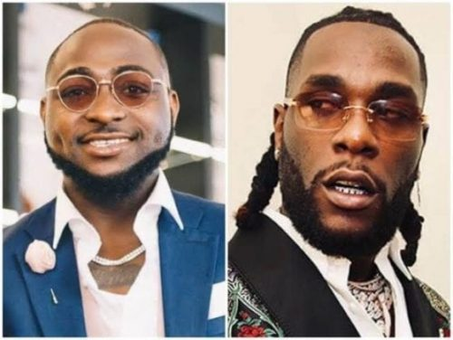 First of all it's not a floppy disk.'- Davido Replies Burna Boy