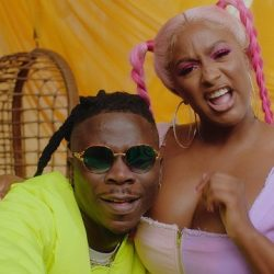 Cuppy – Karma ft. Stonebwoy [Video]
