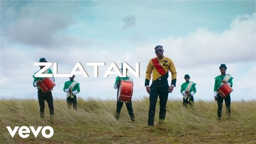 Zlatan – Lagos Anthem (Video)