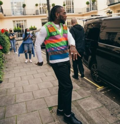 """It's Another One…"" – Burna Boy Reacts To His Second Grammy Nomination"