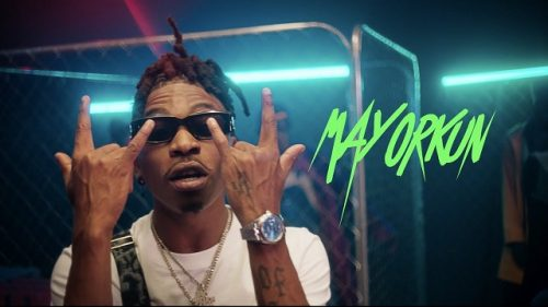 Mayorkun – Your Body (Video)