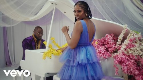 Tiwa Savage – Park Well ft. Davido (Video)