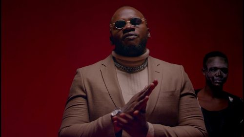 Khaligraph Jones – Wavy ft. Sarkodie (Video)