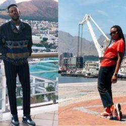 Simi Reminds Adekunle Gold Of The Promise He Made To Her As She Clocks 33 Years
