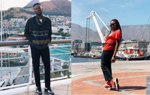 Adekunle Gold & Simi Celebrate 2nd Wedding Anniversary With Heartwarming Words