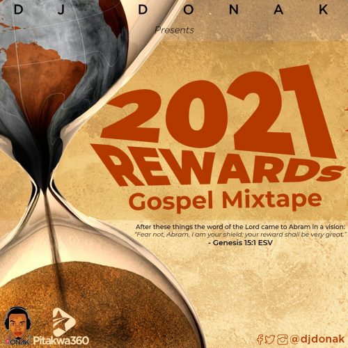 DJ Donak – 2021 Rewards Gospel Mix