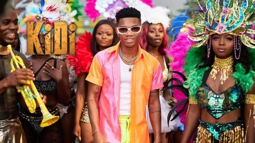 KiDi – Spiritual ft. Patoranking, Kuami Eugene (Video)