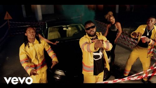 Magnito – Sunday ft. Zlatan, Ninety (Video)