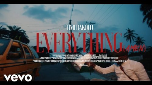 Timi Dakolo – Everything (Amen) [Video]