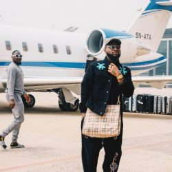 Davido Visits The Old Apartment He Stayed In 12 Years Ago When He Had No Money