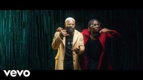 Idahams – Man On Fire (Remix) ft. Falz [Video]