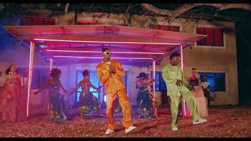 Mbosso – Baikoko ft. Diamond Platnumz (Video)