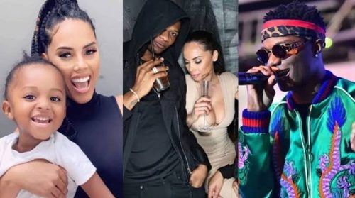 Wizkid And Jada Pollock Continue To Fuel Marriage Rumours With Their Recent Posts (Photos)