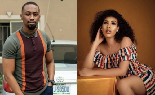 BBNaija: Saga, Almost Miserable As He Camps Outside Diary Room On Quest To find Nini